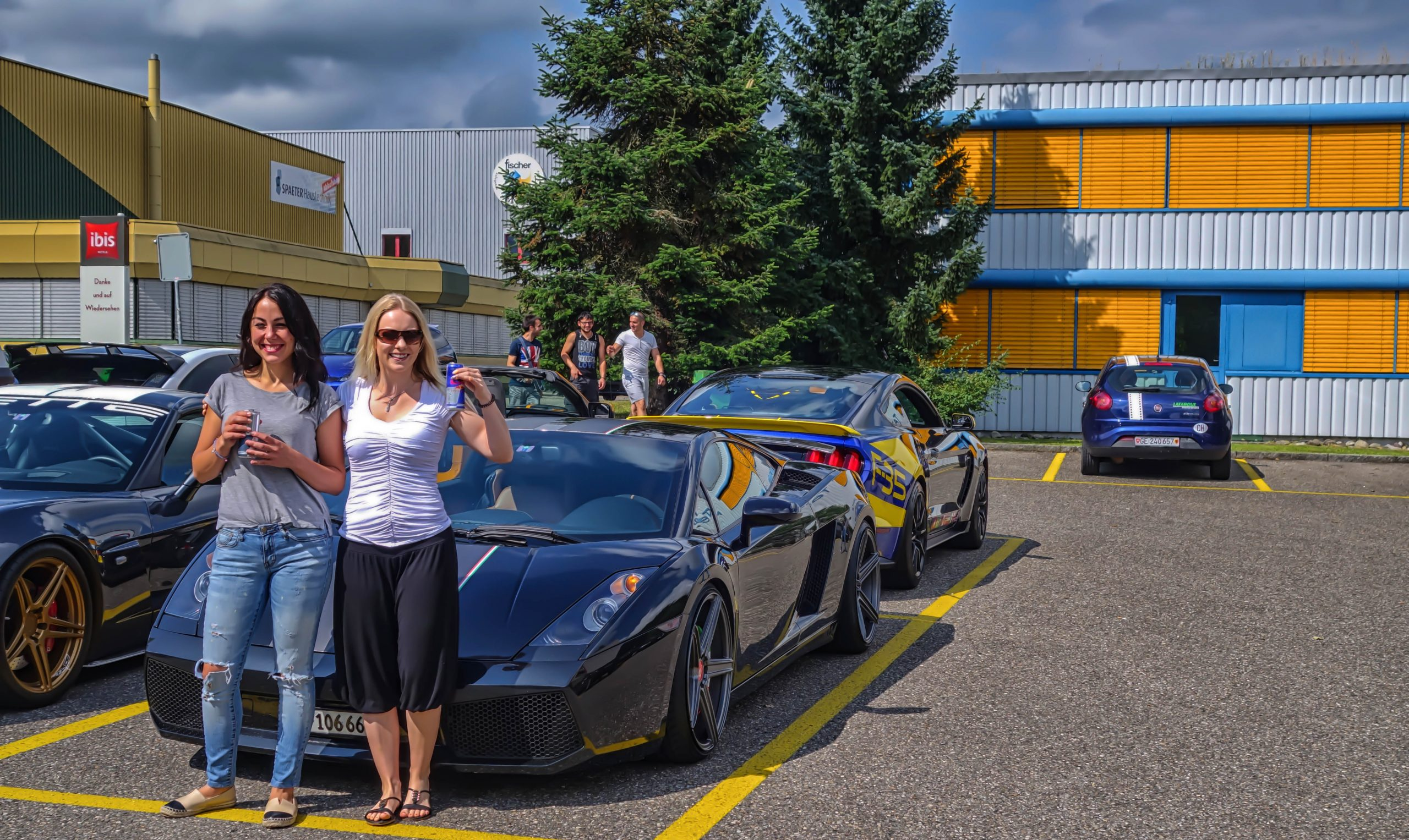 18. Cars Bikes and Coffee Switzerland Sonntag 24.07.16